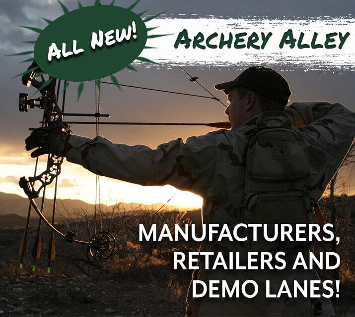 archery alley rotator